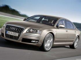 Ver foto 7 de Audi A8 W12 Quattro 2008