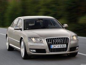 Ver foto 6 de Audi A8 W12 Quattro 2008