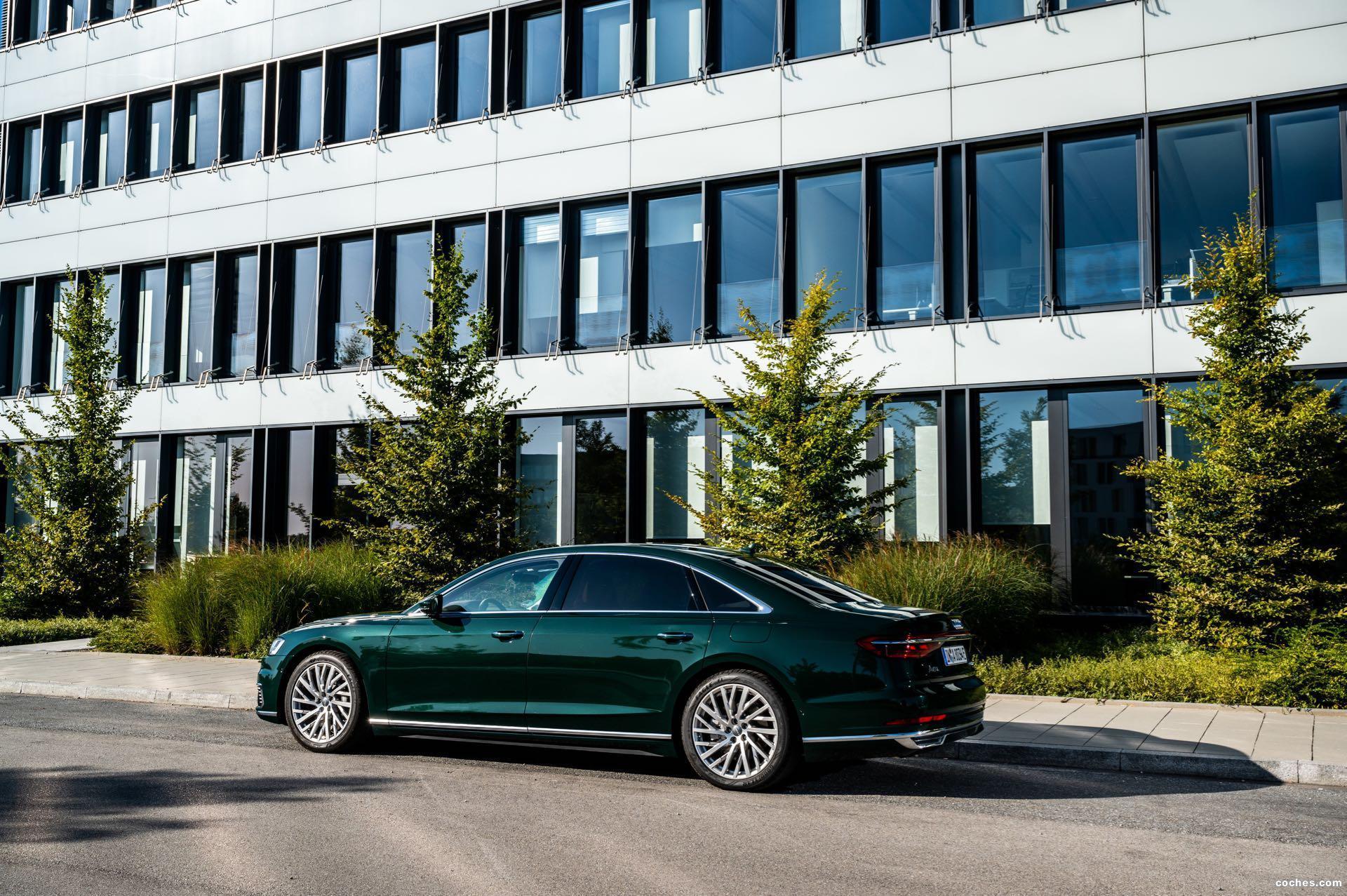 Foto 0 de Audi A8 L 60 TFSIe Quattro 2019