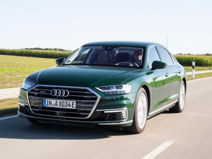 Audi A8 60 Tfsie Quattro Tiptronic 330kw