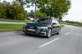 Ver foto 17 de Audi A8 L 60 TFSIe Quattro 2019