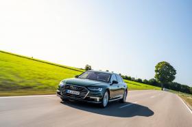 Ver foto 12 de Audi A8 L 60 TFSIe Quattro 2019