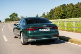 Ver foto 15 de Audi A8 L 60 TFSIe Quattro 2019