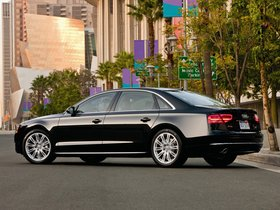 Ver foto 7 de Audi A8L 4.2 FSI Quattro USA 2010