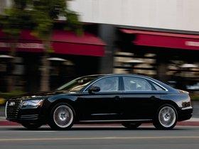 Ver foto 6 de Audi A8L 4.2 FSI Quattro USA 2010