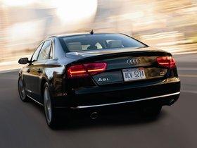 Ver foto 5 de Audi A8L 4.2 FSI Quattro USA 2010