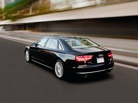 Ver foto 4 de Audi A8L 4.2 FSI Quattro USA 2010