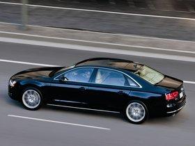 Ver foto 3 de Audi A8L 4.2 FSI Quattro USA 2010