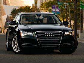 Ver foto 1 de Audi A8L 4.2 FSI Quattro USA 2010