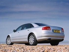 Ver foto 2 de Audi A8L 6.0 Quattro D3 UK 2005