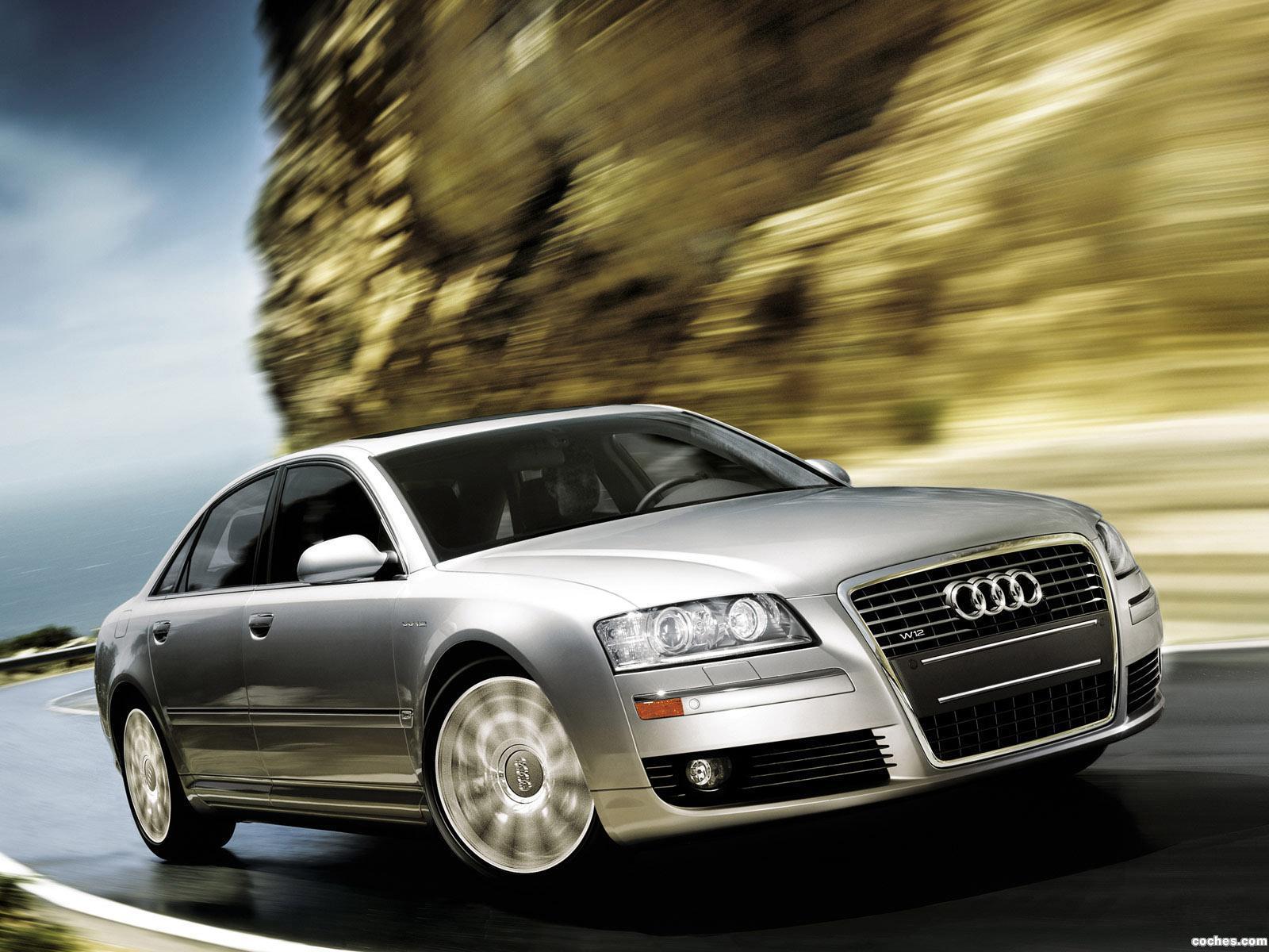 Foto 0 de Audi A8L 6.0 Quattro D3 USA 2005