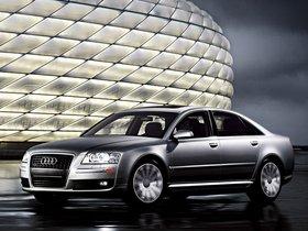 Ver foto 2 de Audi A8L 6.0 Quattro D3 USA 2005