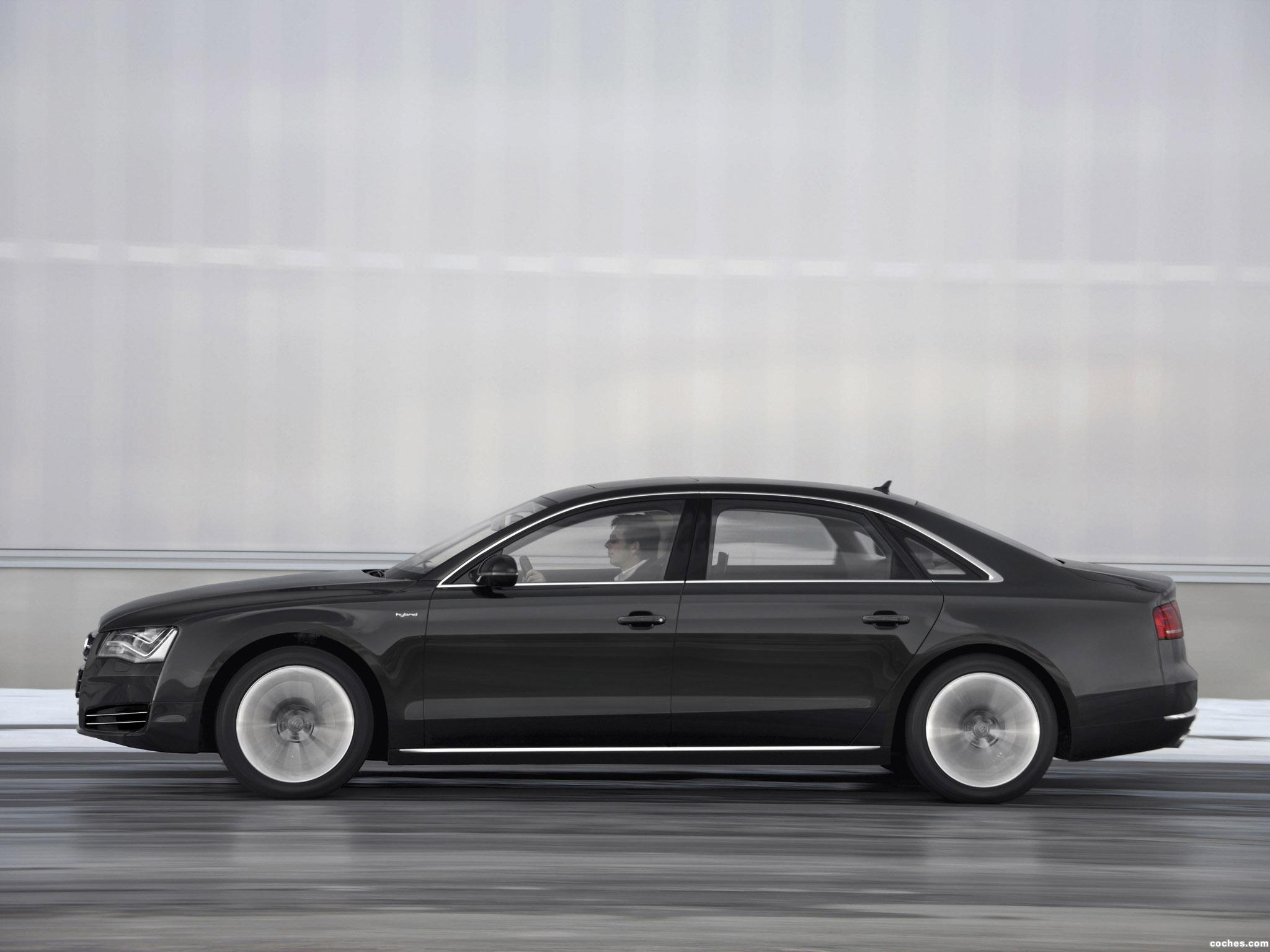 Foto 3 de Audi A8L Hybrid D4 2012