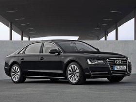 Ver foto 8 de Audi A8L Hybrid D4 2012