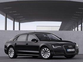 Ver foto 2 de Audi A8L Hybrid D4 2012