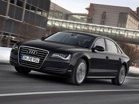 Ver foto 1 de Audi A8L Hybrid D4 2012