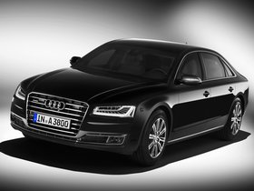 Fotos de Audi A8L Security D4 2014