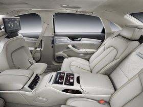 Ver foto 7 de Audi A8L W12 Quattro D4 2013
