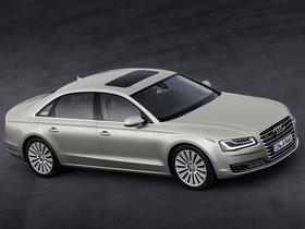 Ver foto 12 de Audi A8L W12 Quattro D4 2013