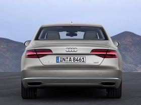 Ver foto 10 de Audi A8L W12 Quattro D4 2013