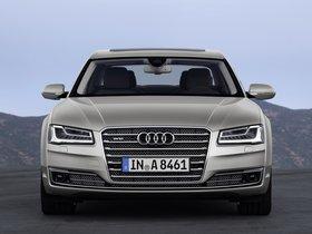 Ver foto 8 de Audi A8L W12 Quattro D4 2013