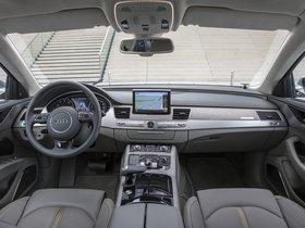 Ver foto 25 de Audi A8L W12 Quattro D4 2013