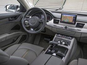 Ver foto 24 de Audi A8L W12 Quattro D4 2013