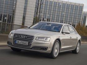 Ver foto 19 de Audi A8L W12 Quattro D4 2013