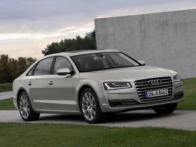 Ver foto 15 de Audi A8L W12 Quattro D4 2013