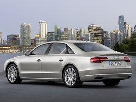Ver foto 4 de Audi A8L W12 Quattro D4 2013