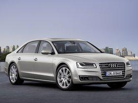 Ver foto 3 de Audi A8L W12 Quattro D4 2013