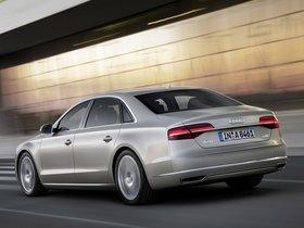 Ver foto 2 de Audi A8L W12 Quattro D4 2013