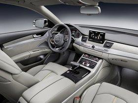 Ver foto 14 de Audi A8L W12 Quattro D4 2013