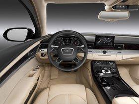 Ver foto 5 de Audi A8L W12 Security D4 2010