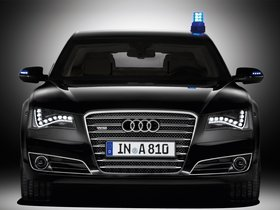 Ver foto 3 de Audi A8L W12 Security D4 2010
