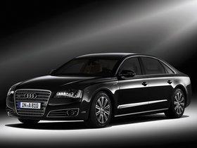 Ver foto 2 de Audi A8L W12 Security D4 2010