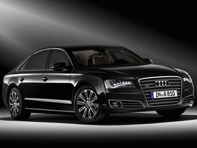 Fotos de Audi A8L W12 Security D4 2010