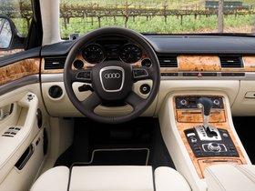 Ver foto 8 de Audi A8L W12 Quattro D3 USA 2008