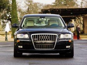 Ver foto 5 de Audi A8L W12 Quattro D3 USA 2008