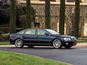 Ver foto 4 de Audi A8L W12 Quattro D3 USA 2008