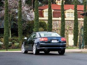 Ver foto 3 de Audi A8L W12 Quattro D3 USA 2008