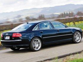Ver foto 2 de Audi A8L W12 Quattro D3 USA 2008