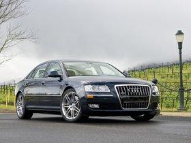 Fotos de Audi A8L W12 Quattro D3 USA 2008