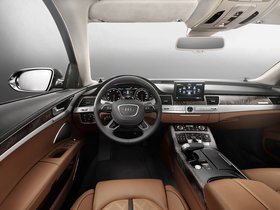 Ver foto 7 de Audi A8L W12 Quattro Exclusive Concept D4  2014