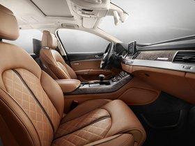 Ver foto 6 de Audi A8L W12 Quattro Exclusive Concept D4  2014