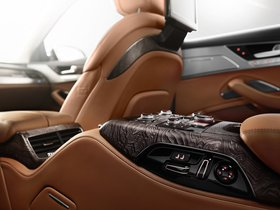 Ver foto 5 de Audi A8L W12 Quattro Exclusive Concept D4  2014