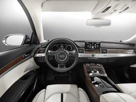 Ver foto 5 de Audi A8L W12 Quattro Exclusive D4 2014