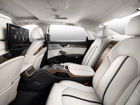 Ver foto 3 de Audi A8L W12 Quattro Exclusive D4 2014