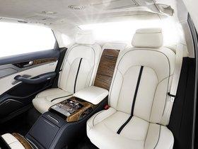 Ver foto 2 de Audi A8L W12 Quattro Exclusive D4 2014