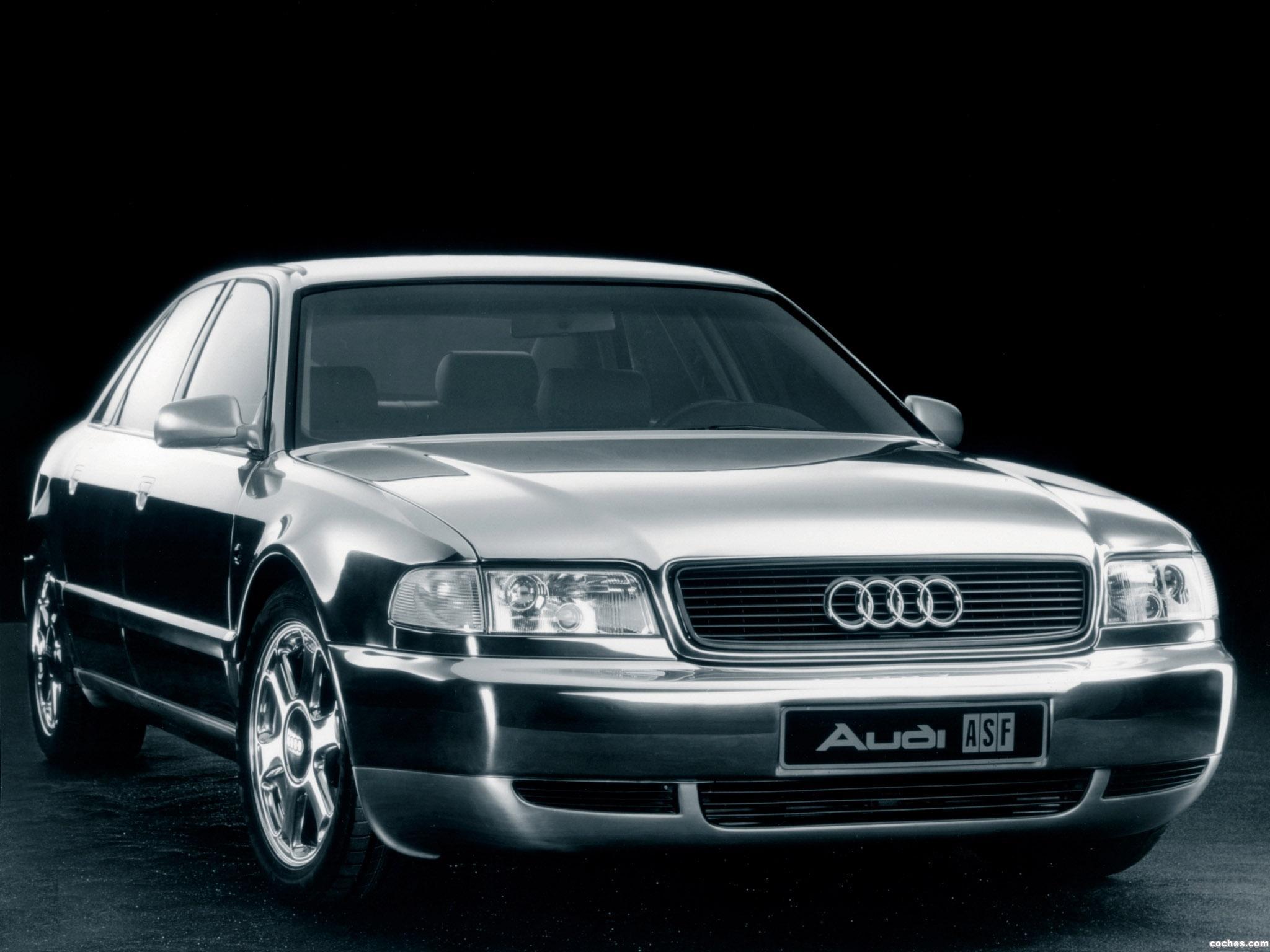 Foto 0 de Audi ASF Concept 1993
